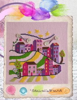 """ref: COL05 / """"Rosée Printanière """""""