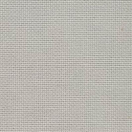 Coupon toile Aida 7 pts au cm - GRIS - 50 x 55 cm