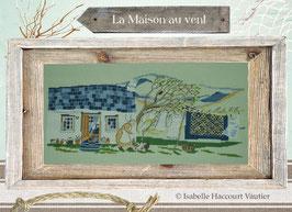 """VAL04 / """" La maison au vent """""""