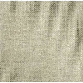 Coupon toile Zweigart Aida 7 pts -Lin bis Naturel  50 x 55 cm