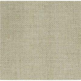 Coupon toile Zweigart Aida 7 pts -Lin bis Naturel  50 x 55 cm