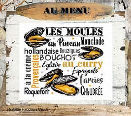 """BDN53 / """" Les Moules """""""