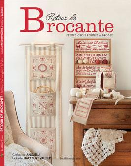 "Livre "" Retour de Brocante "" de © Isabelle Haccourt Vautier et Catherine Anguelu"