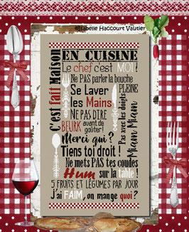 "BDN50 / "" En cuisine """