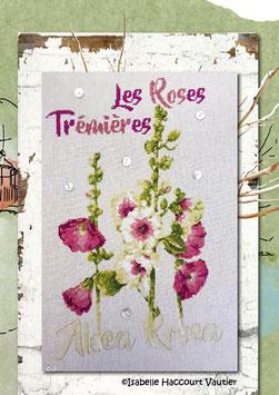 """ISA29 / """" Les Roses Trémières """""""
