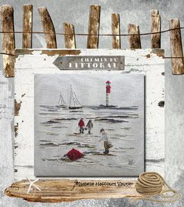 """PORT33 """" Les 3 pêcheurs à pieds"""""""