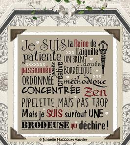 """BDN32 / """" Je suis une Brodeuse !"""""""
