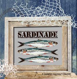 "ref : ISA35 / "" Sardinade Party """