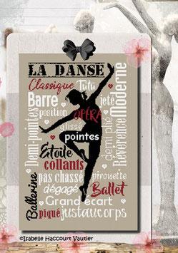 """BDN46 / """" La Danse """""""