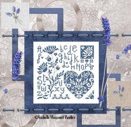 LI19 / Fleur Bleue