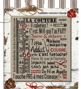 "BDN43 / "" La Couture """