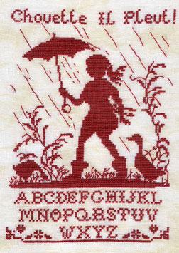 """BI 17 / """" Chouette il pleut """""""