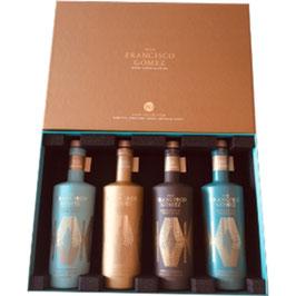 Francisco Gomez Extra Virgin Olive Oils Gift Box