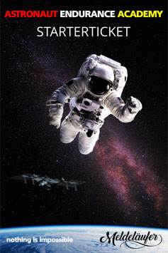 Space Walker Ticket