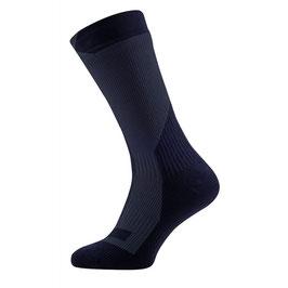 SEALSKINZ Trekking thick mid Socke (wasserdicht)