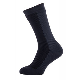 SEALSKINZ Hiking mid Socke (wasserdicht)