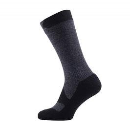 Sealskinz Walking Thin mid length Socke (wasserdicht)