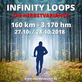 """Starterticket INFINITY LOOPS """"Herbstvariante"""""""