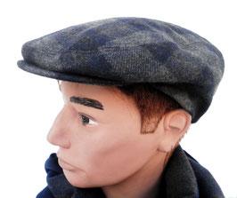 Herren Mütze Gatsby Trend Flatcap Schiebermütze Schlägermütze Herbst Winter . ( 21 )
