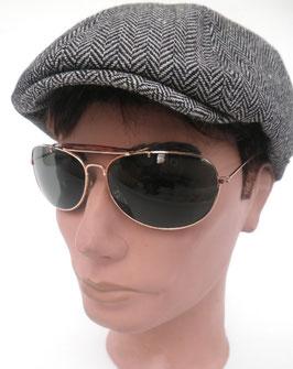 Sonnenbrille Pilotenbrille in Gold/Grün Vintage Damenbrillen Herrenbrillen (7)