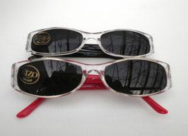 Sonnenbrille Damenbrille Herrenbrille UNISEX in Rot und Schwarz Sonnenbrillen (31)
