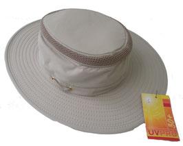 Damen/Herrenhut Wanderhut Outdoorhut UNISEX Sun Breezer mit UV Schutz