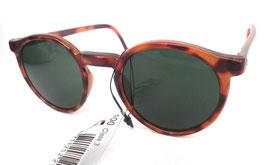 Sonnenbrille in Braun/Grün Retro Vintage 80er Jahre Sonnenbrillen Damenbrillen (26)