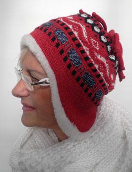 Modische Mütze im Norweger Style ( 1 )