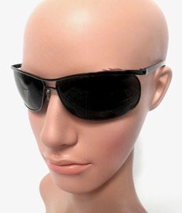Sonnenbrille Pilotenbrille in Grüntönung Herrenbrille Damenbrille UNISEX (42)