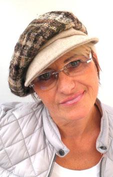 """Damenmütze Wollschirmmütze Farbauswahl von """"WEGENER"""" Damenmützen Damenhüte Hut (15)"""
