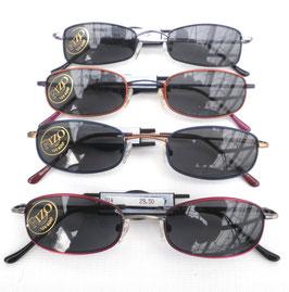 Sonnenbrille Damenbrille Herrenbrille UNISEX in Rot und Schwarz Sonnenbrillen (30)