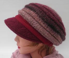 Damen Mütze Ballonmütze Schirmmütze Strickmützen, in 3 Farben zur Auswahl. (26)
