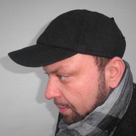 Herrenmütze Cap Wintermütze mit Ohrenklappen ( 4 )