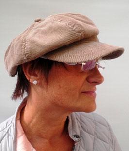 Damenmütze Cordschirmmütze Farbauswahl Schirmmützen Damenmützen Strickmützen (18)