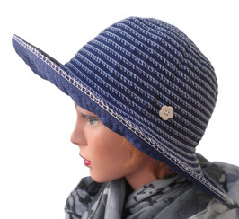 Damen Kofferhut Schlapphut Urlaub Strand Garten Freizeit Sonnenschutz Hüte( 41 )