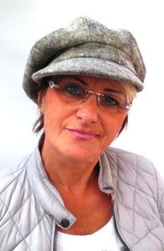 """Wollschirmmütze Farbauswahl von """"WEGENER"""" Schirmmützen Damenmützen Damenhüte Hut (16)"""