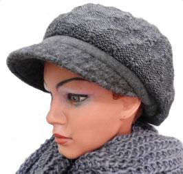Damenmütze elegante Schirmmützen Ballonmütze Übergangsmütze Damenmützen Damenhüte (20)