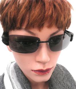 Sonnenbrille Damenbrille Braun/Leo Brauntönung Herrenbrillen Sonnenbrillen (36)