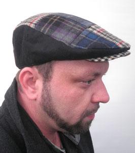 Herrenflatcap Flatcap Wintermütze Cap Schirmmütze Schiebermütze gefüttert ( 8 )