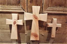 Zirben Kreuze