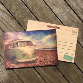 Post Woodkaart - Bully