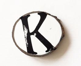 """Baumscheibe """"k"""""""