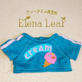 Mサイズ アイスクリームTシャツ