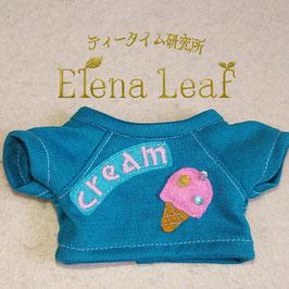 Sサイズ アイスクリームTシャツ
