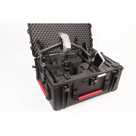 HPRC Trolley Case for DJI Inspire 2 (X4S + X5S) - Landing Mode