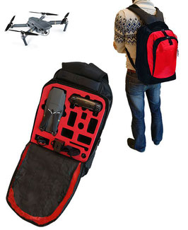 Professional Backpack from MC Cases fits for DJI Mavic Pro