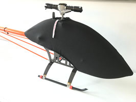Canopy Cover Minicopter Diabolo 550