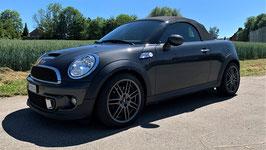 Schwungrad Rent'a'Mini - Kein Cabrio in der Garage?