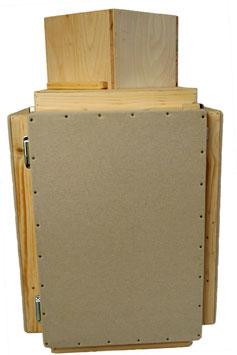 Kleine Kopierstation 40 x 40 x 60 cm