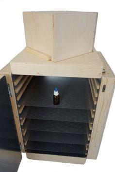 Kleine Kopierstation Innenmaß 40 x40 x 60 cm mit Fächern